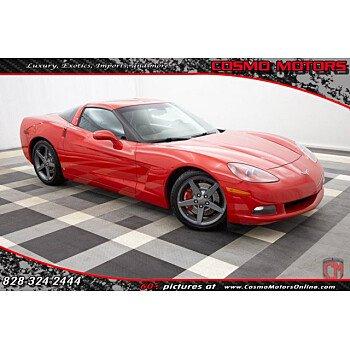 2007 Chevrolet Corvette Coupe for sale 101328106