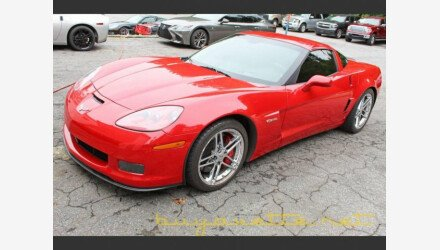 2007 Chevrolet Corvette Z06 Coupe for sale 101329197