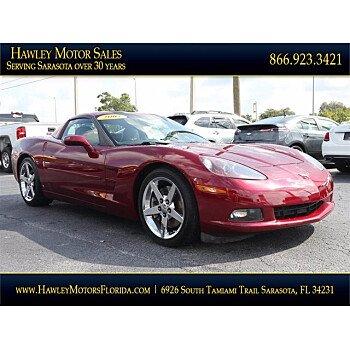 2007 Chevrolet Corvette for sale 101347927