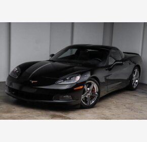 2007 Chevrolet Corvette Coupe for sale 101360170