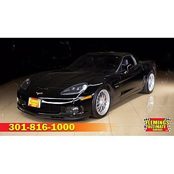 2007 Chevrolet Corvette Z06 Coupe for sale 101363958