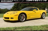 2007 Chevrolet Corvette Z06 Coupe for sale 101368866