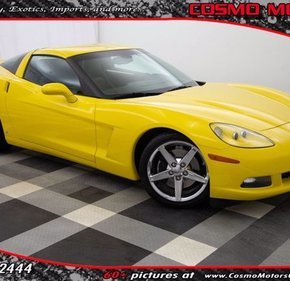 2007 Chevrolet Corvette for sale 101373568