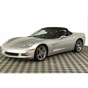 2007 Chevrolet Corvette Convertible for sale 101374837