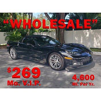 2007 Chevrolet Corvette for sale 101381613