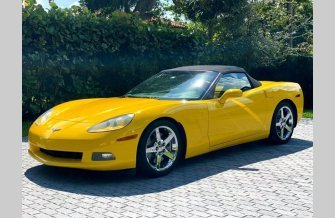 2007 Chevrolet Corvette for sale 101387560