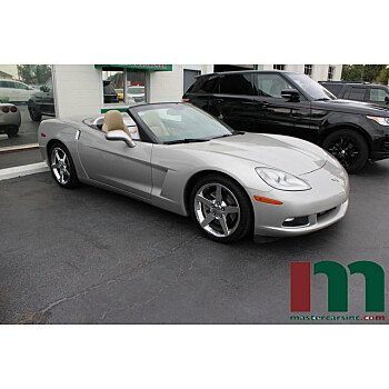 2007 Chevrolet Corvette Convertible for sale 101387565
