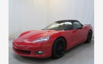 2007 Chevrolet Corvette Convertible for sale 101393404