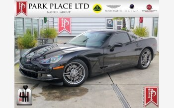 2007 Chevrolet Corvette Coupe for sale 101416075
