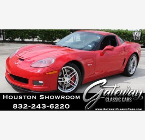 2007 Chevrolet Corvette for sale 101428414