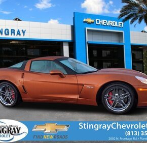 2007 Chevrolet Corvette for sale 101432113