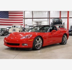 2007 Chevrolet Corvette for sale 101442390