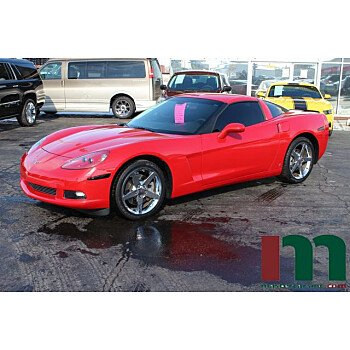 2007 Chevrolet Corvette Coupe for sale 101450173