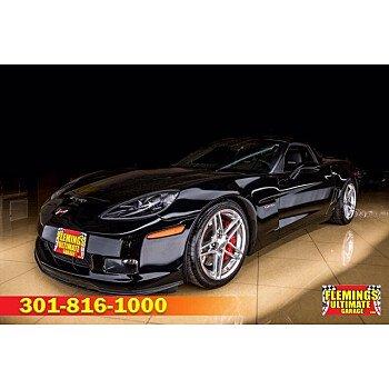 2007 Chevrolet Corvette Z06 Coupe for sale 101466865