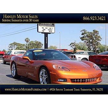 2007 Chevrolet Corvette for sale 101475027