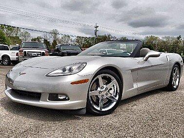 2007 Chevrolet Corvette for sale 101501188