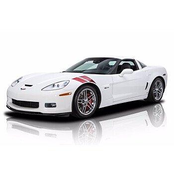 2007 Chevrolet Corvette for sale 101524485