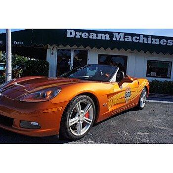 2007 Chevrolet Corvette for sale 101546132
