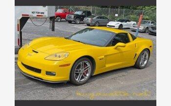 2007 Chevrolet Corvette for sale 101564230