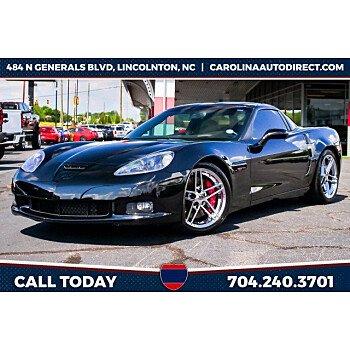 2007 Chevrolet Corvette for sale 101604262
