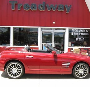 2007 Chrysler Crossfire for sale 101354292