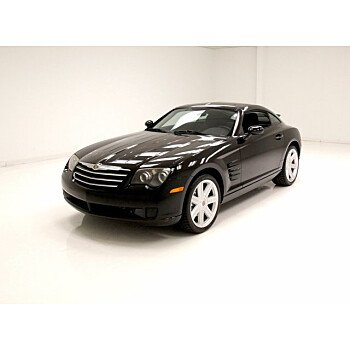 2007 Chrysler Crossfire Coupe for sale 101392531