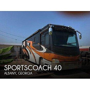 2007 Coachmen Sportscoach for sale 300143350
