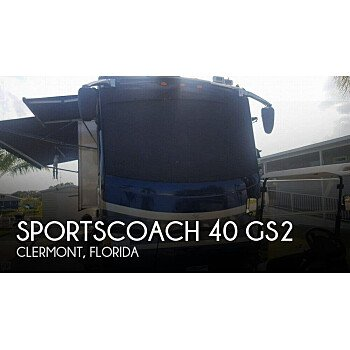 2007 Coachmen Sportscoach for sale 300182141