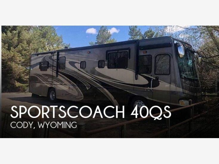 2007 Coachmen Sportscoach for sale 300290775