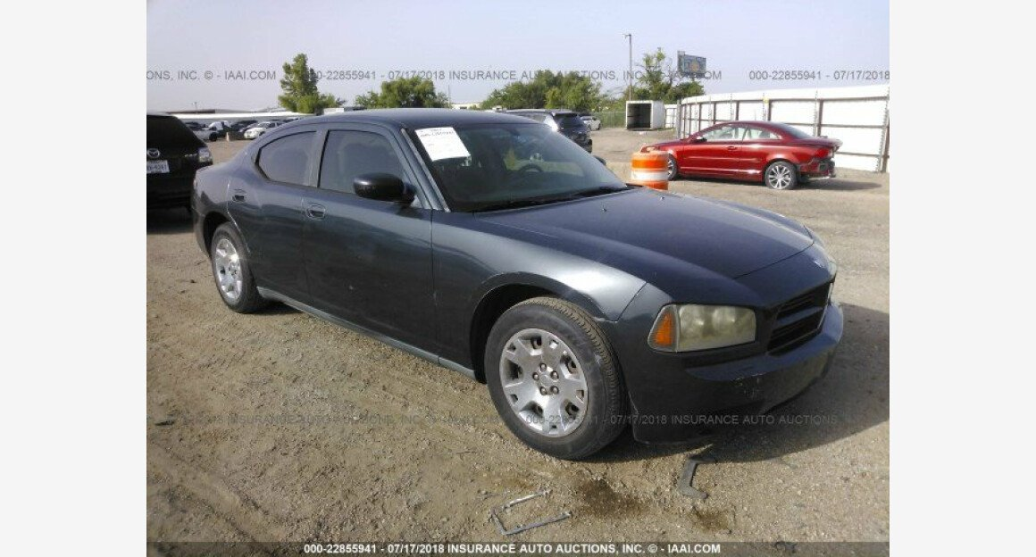 2007 Dodge Charger for sale 101015412