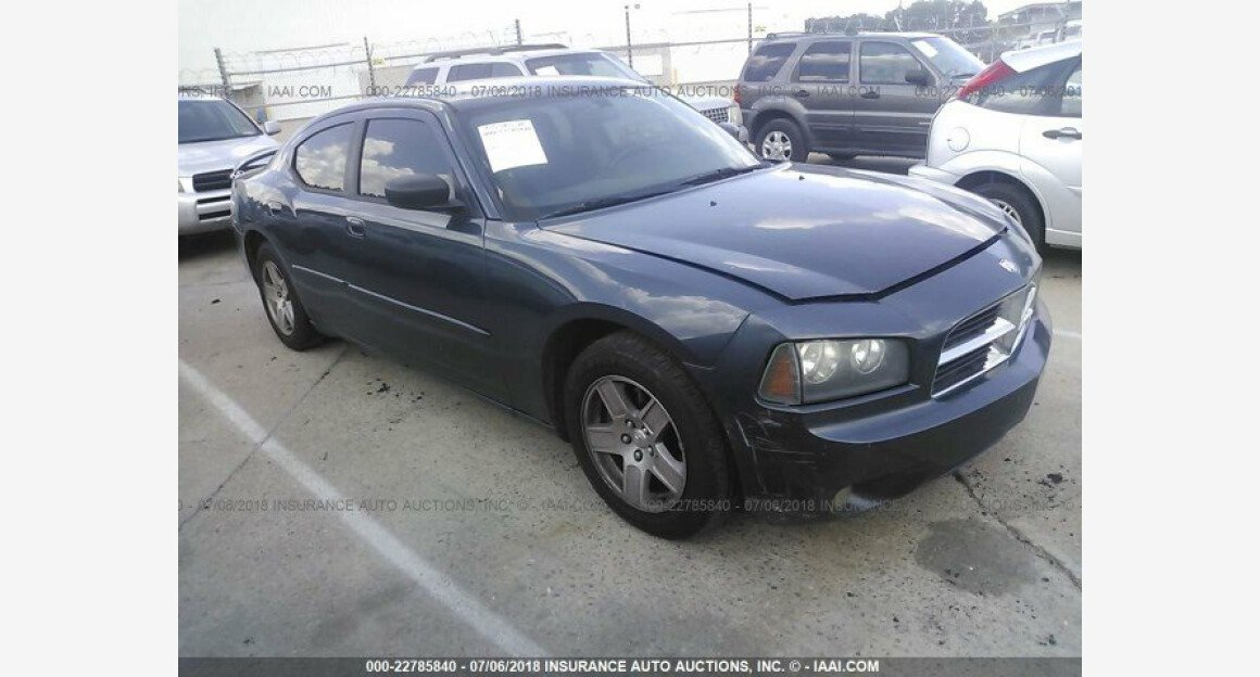 2007 Dodge Charger for sale 101015437