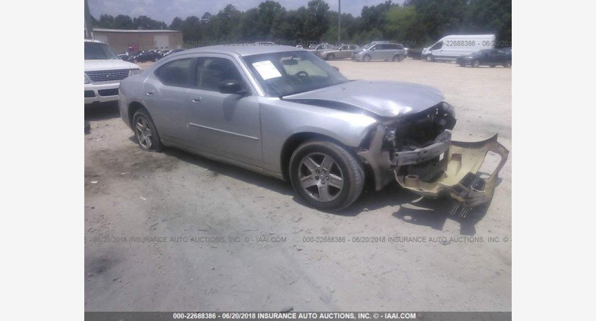 2007 Dodge Charger for sale 101015479