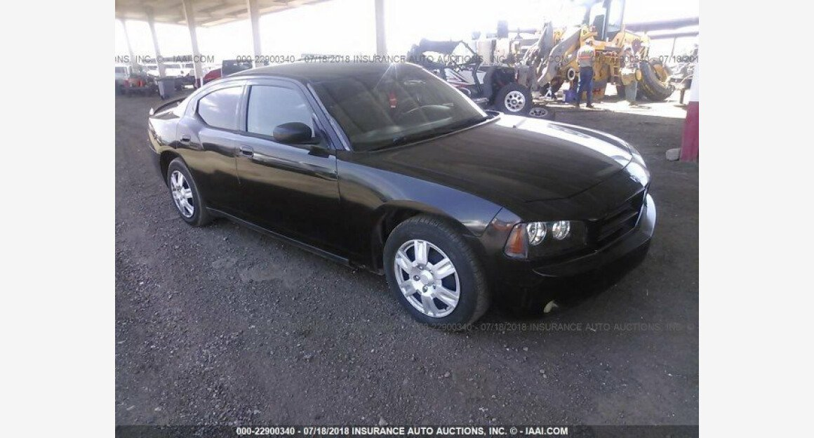 2007 Dodge Charger for sale 101015484