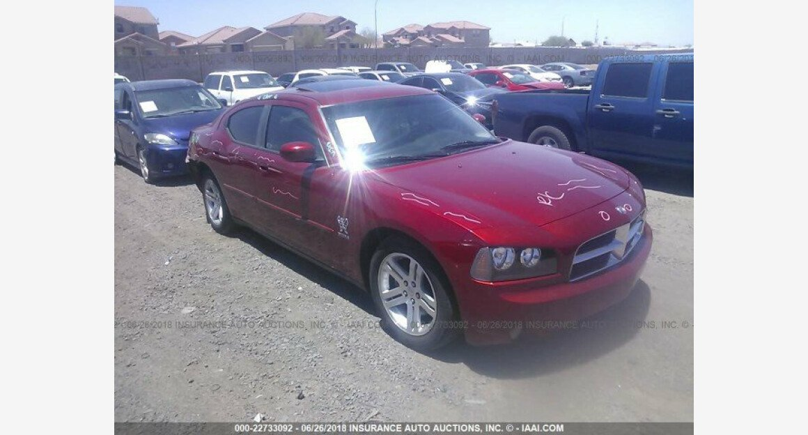 2007 Dodge Charger R/T for sale 101015505