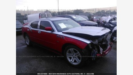 2007 Dodge Charger R/T for sale 101105626