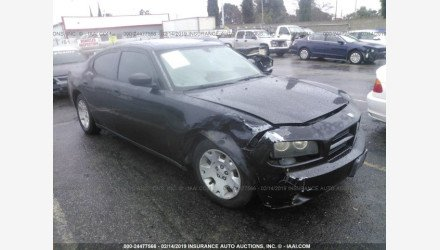 2007 Dodge Charger for sale 101109558