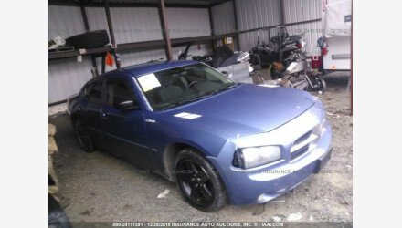 2007 Dodge Charger for sale 101110486