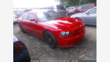 2007 Dodge Charger SRT8 for sale 101122342