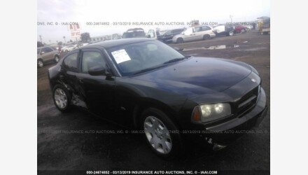 2007 Dodge Charger for sale 101123537