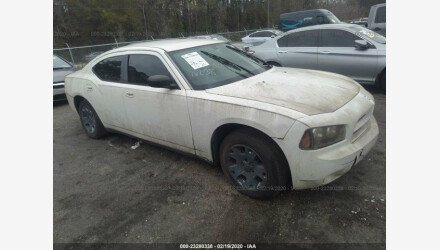 2007 Dodge Charger for sale 101308776