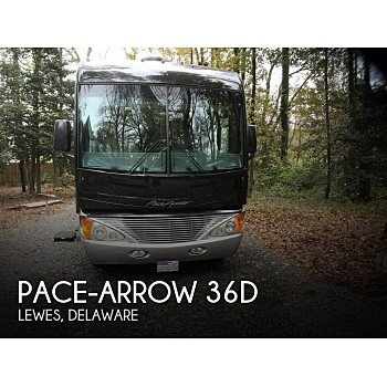 2007 Fleetwood Pace Arrow for sale 300181523