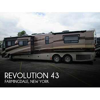 2007 Fleetwood Revolution for sale 300196312