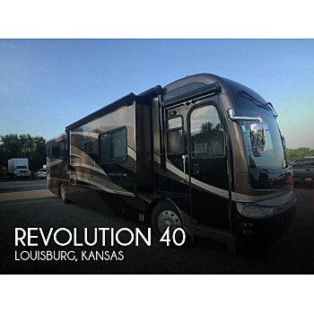 2007 Fleetwood Revolution for sale 300197800