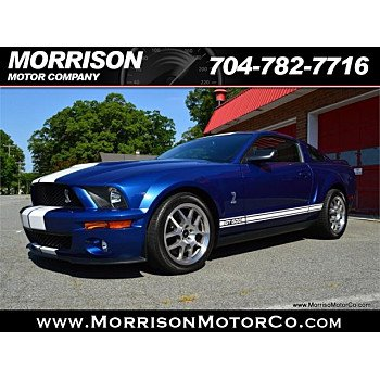 2007 Ford Mustang Shelby GT500 Coupe for sale 100996458