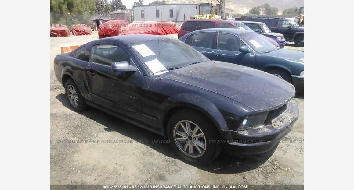 2007 Ford Mustang Coupe for sale 101015795