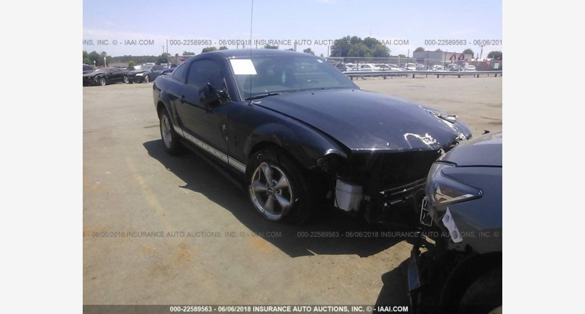 2007 Ford Mustang Coupe for sale 101015877