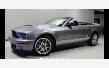 2007 Ford Mustang Shelby GT500 Convertible for sale 101406882