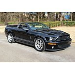2007 Ford Mustang Shelby GT500 Convertible for sale 101443933