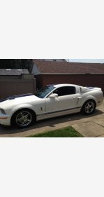 2007 Ford Mustang Shelby GT500 Coupe for sale 100755204