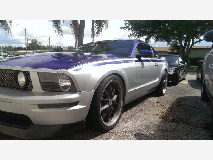 2007 Ford Mustang GT Coupe for sale 100772766